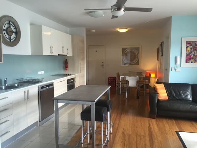 Modern 2BDR APT+WIFI in Inner Northern suburbs - Rosanna - Appartamento