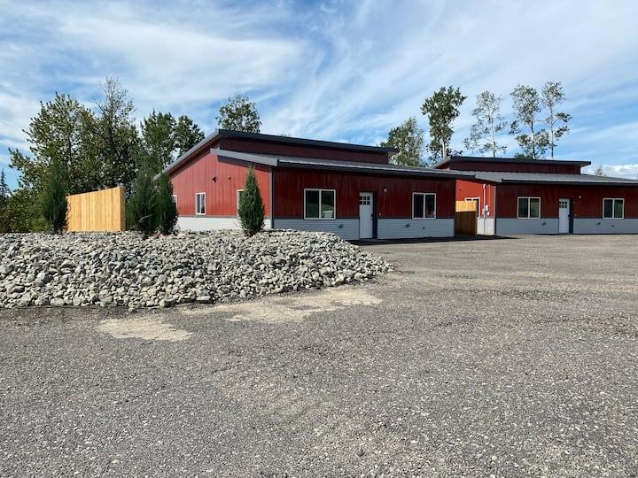 Alaskan Villa With Mountain Views