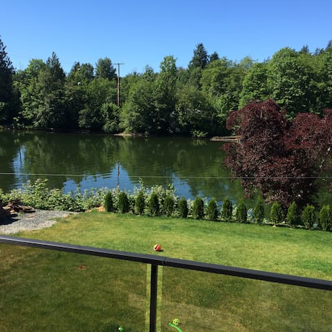 RiverView B&B - Port Alberni - Bed & Breakfast