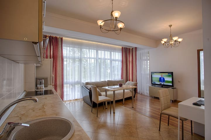 Apartments near the seaside - Sochi - Apartemen