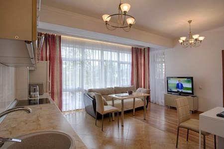 Apartments near the seaside - Sochi