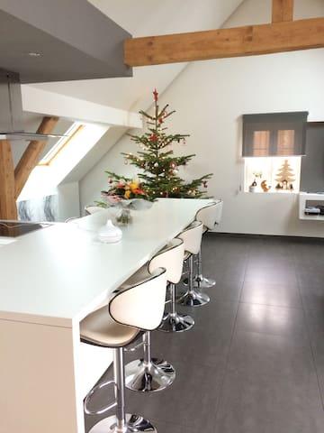 Appartement au cœur de l Alsace - Obermodern-Zutzendorf - Wohnung