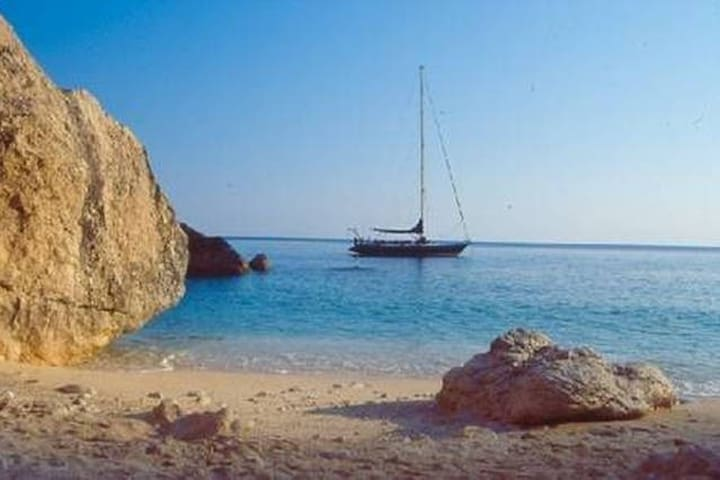 Sailing boat with skipper in Levkas - Vonitsa - Boat