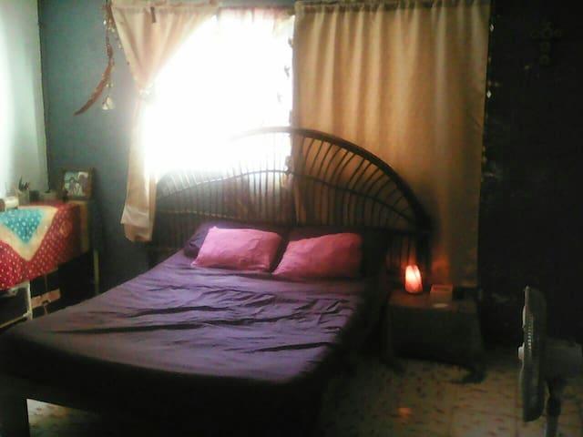 Hippie Style room - Puerto Morelos