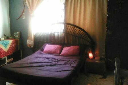 Hippie Style room - Puerto Morelos - 아파트
