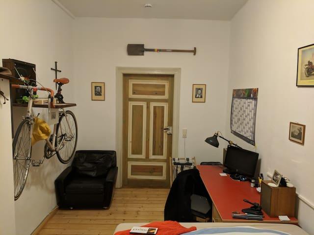 Gemütliches Zimmer in zentraler Altbauwohnung