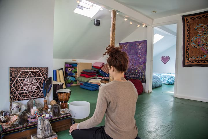 Private Yoga Retreat by Train  - Pawling - Appartement