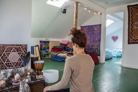 Private Yoga Retreat by Train  - Pawling - Apartemen