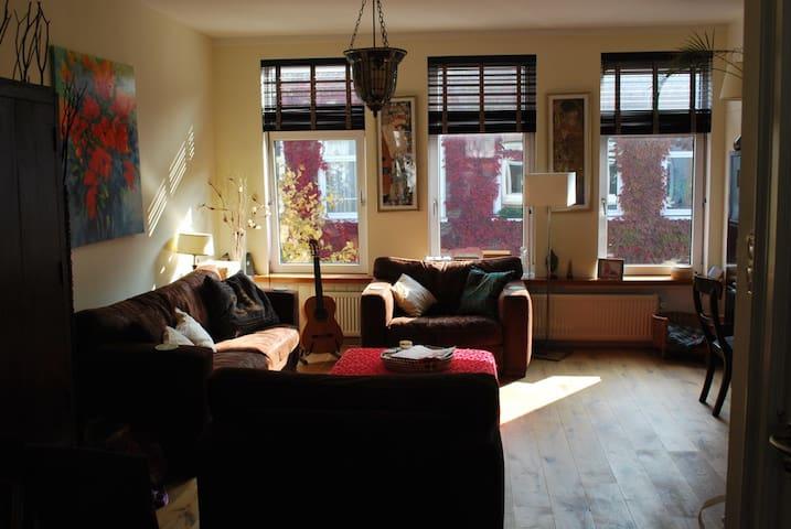 """Fab apt in trendy """"De Pijp"""" - Amsterdam - Apartment"""