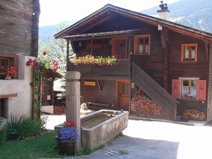 Alpenrose - Wohnung in idyllischem Weiler