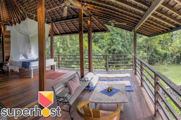 OPEN LIVING LOFT JIMBARAN - come home & chill out!