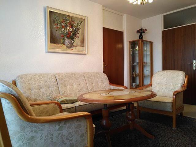 2 room near Messe Nürnberg