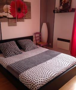 Appartement proche centre ville - Brest - Apartment