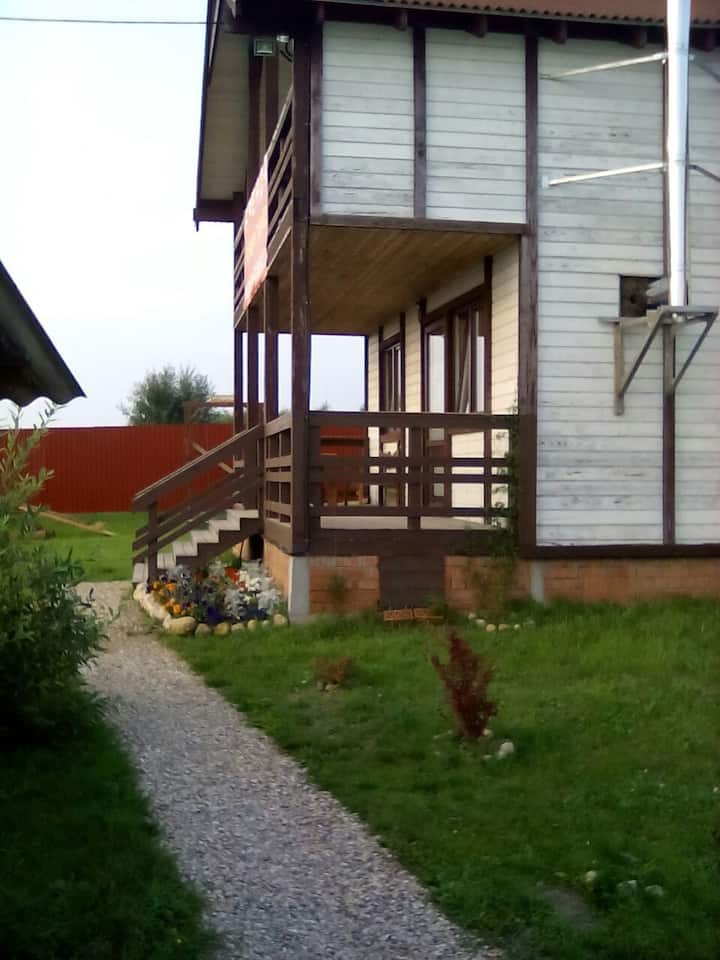 Вазузахаус гостевой дом