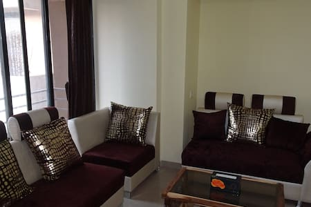 New Hill Side Entire 2 BHK Apartment