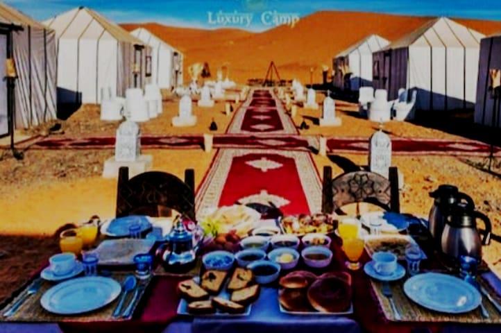 Magic Luxury Camp