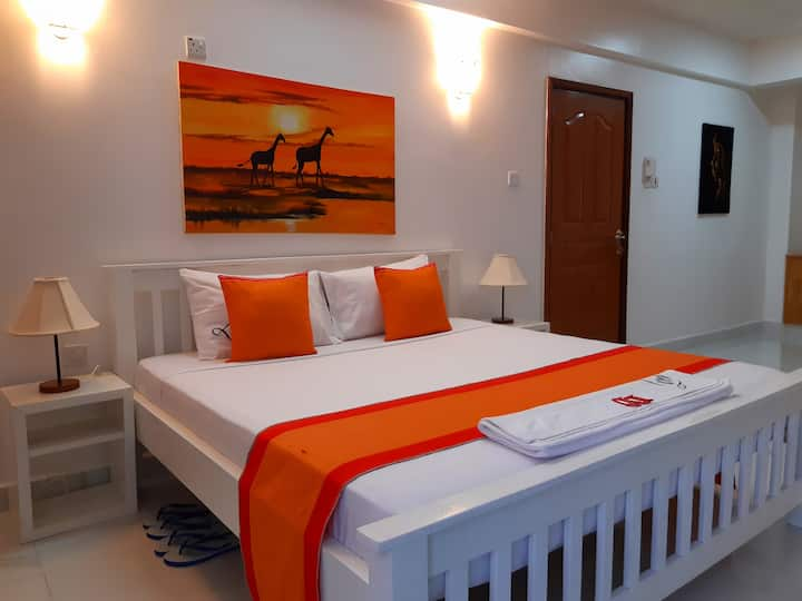 2 bedroom apartment Nyali turquoise with wifi