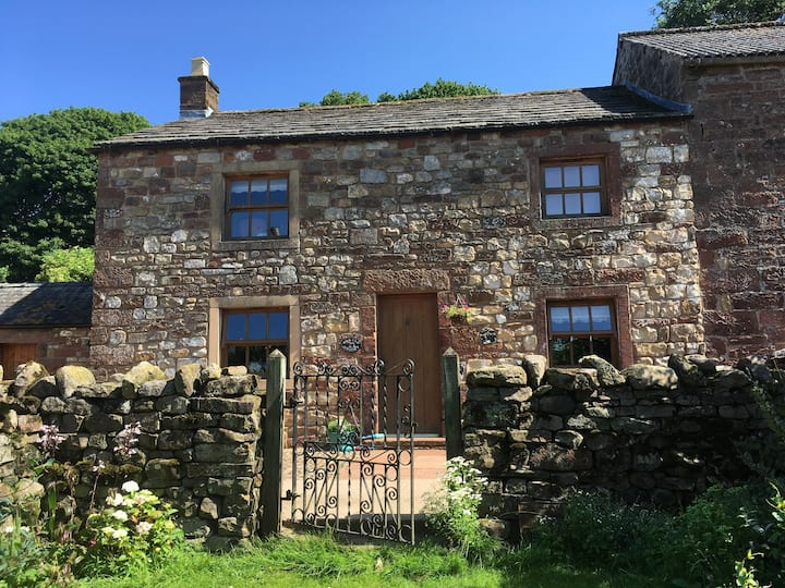 Traditional 18th century Cottage on a working farm