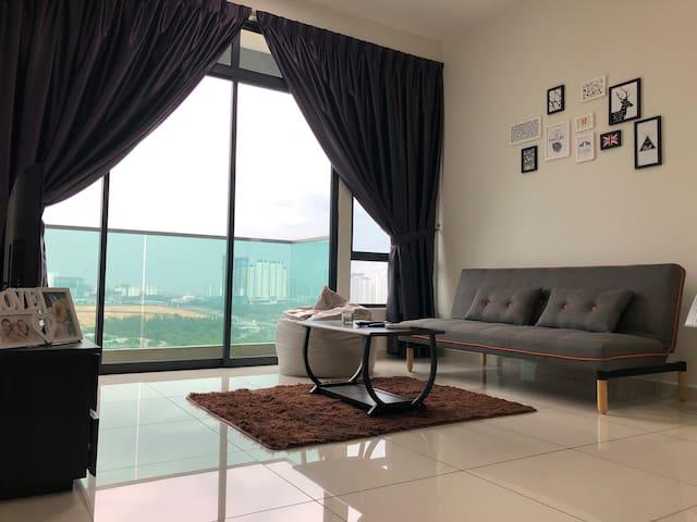 [NEW] OMNI sweet home near Axiata Arena