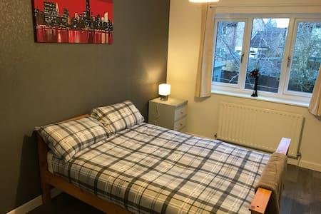 Double Comfort Room - Garden View - First Floor