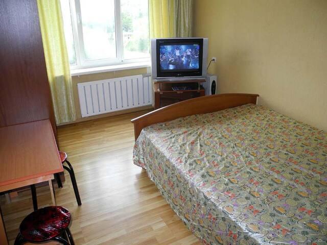 Уютная квартира рядом с ЖД  вокзалом.