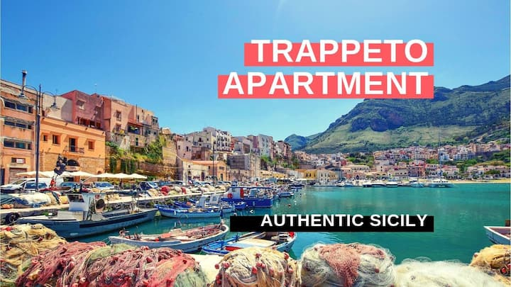 Trappeto Apartment ☀️ Old Sicily