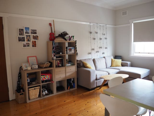 Cosy Room in Apartment at Bondi Junction