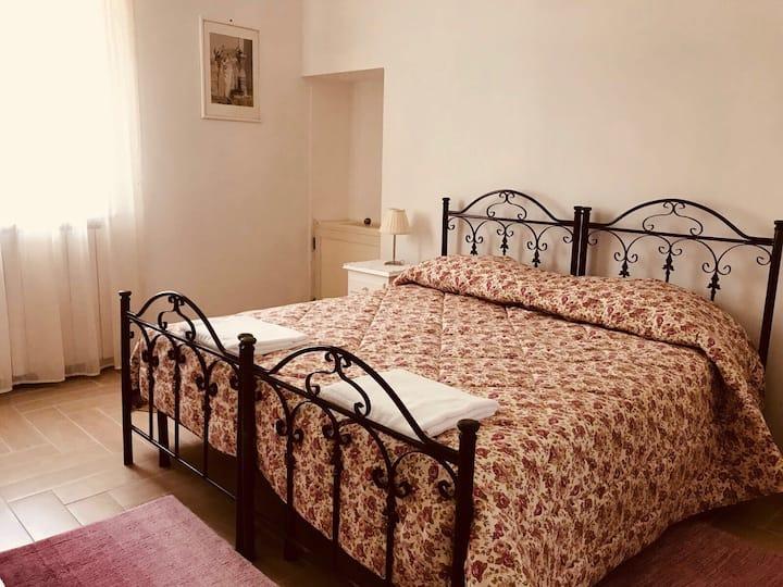 APPARTAMENTO ORTENSIA in Residence 'Villa Gioia'