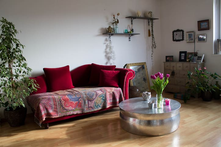 Appartement cosy 50m², calme, proche centre-ville - Rouen - Leilighet