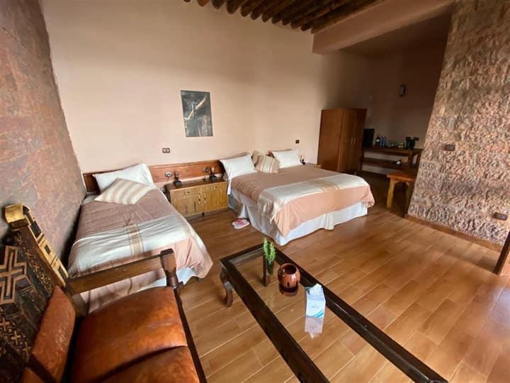 Luxury Lodge at Ben Abeba Lalibela