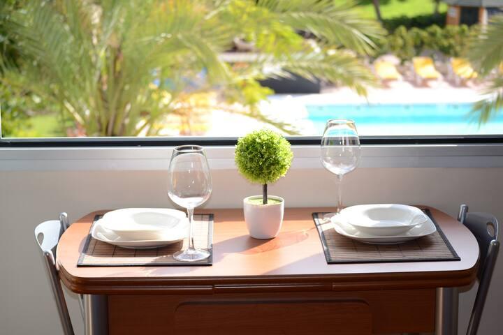 Ramblas Golf Apartment > 10 min Canteras beach - Las Palmas de Gran Canaria