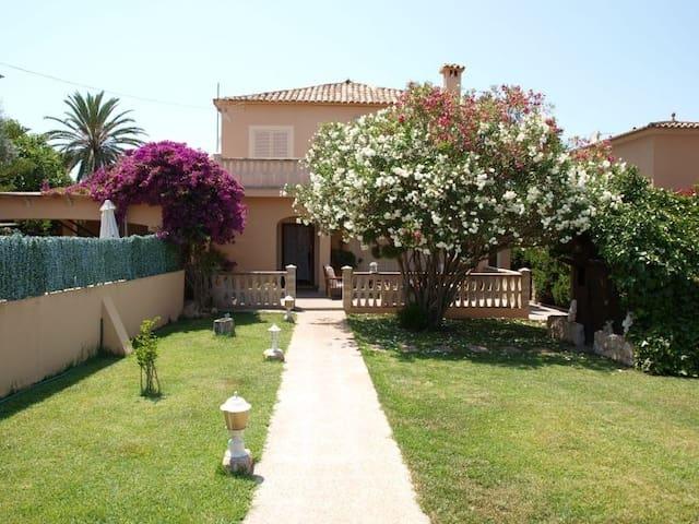Villa ca na Susana - Ses Palmeres - House