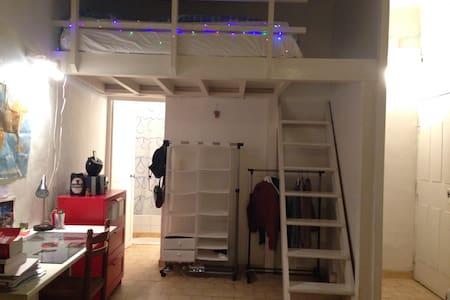Studio en RDC avec cour - Aix-en-Provence - Apartment