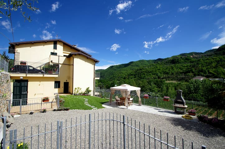 Ponterotto Holiday House - apt N° 1 - Ranzo - Byt