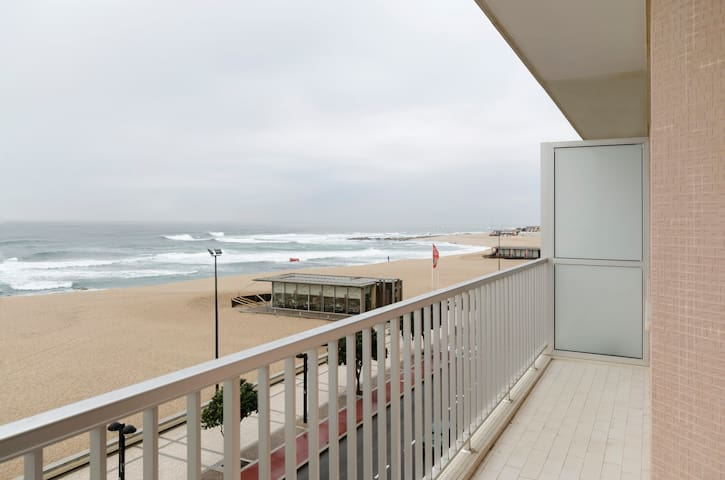 Best Beach apartment -  Sea view! - Póvoa de Varzim