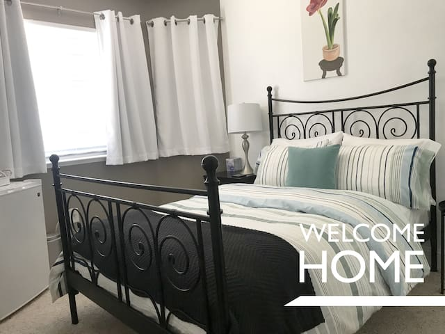 """""""WELCOME HOME""""  {ORCHIDS ROOM}"""