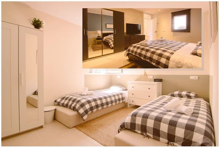 2 bedrooms (4Pax) Villa ADA - Bath, G/den, Jacuzzi