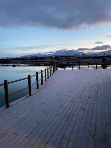Rorbu by Nappstraumen, Lofoten