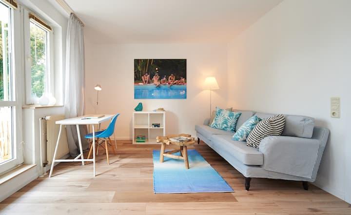 Mikro Appartement mit Balkon in Essen Werden