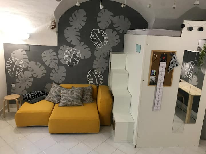 Adorable little appartment in City center
