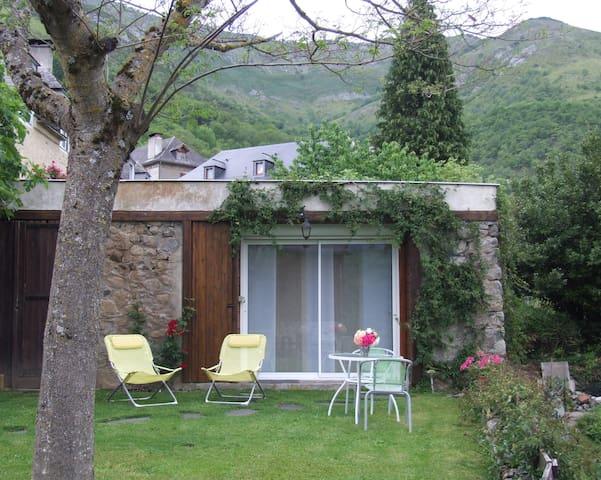 petit gîte indépendant - Agos-Vidalos - Huis