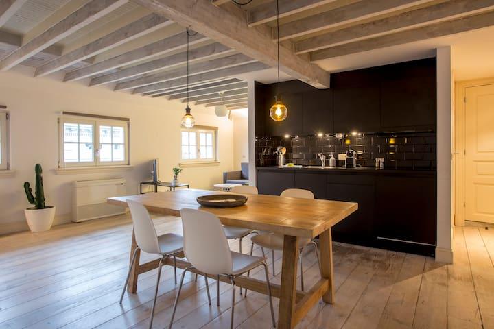 Smashing Centre apartment Antwerp - Antwerpen - Apartemen