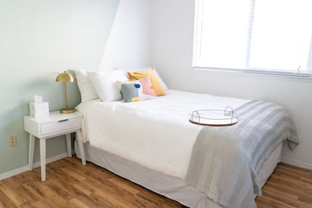 Cozy Private Room - Conveniently Located Near BART