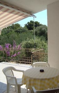 Apartments Mali Odmor- One Bedroom Apartment with Balcony and Sea View- Apartment 4