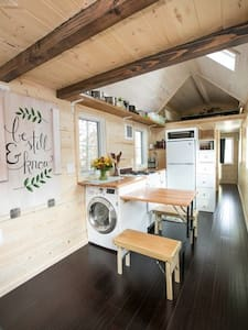 Hogan's Haven Tiny House - Minden - Guesthouse