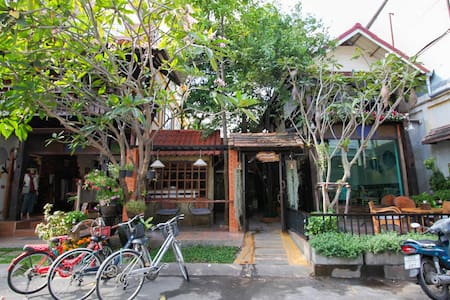Changmoi house Boutique - Si Phum