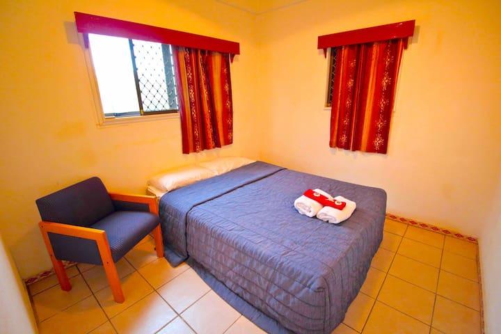 Private Bedroom - Tonga Holiday Villa