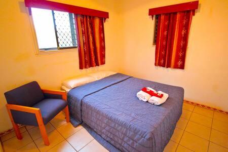 Private Bedroom - Tonga Holiday Villa - Nuku'alofa