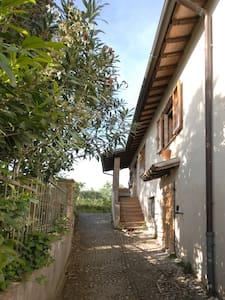 Delizioso appartamento di campagna con giardino. - Wohnung