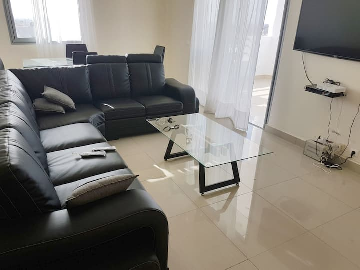 Furnished & air-conditioned apartment Dakar